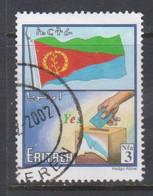 ERITREA, USED STAMP, OBLITERÉ, SELLO USADO. - Eritrea