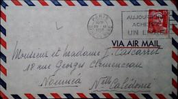 G 1 1950 France/nouméa - Posta Aerea