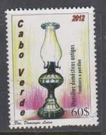 CABO VERDE, USED STAMP, OBLITERÉ, SELLO USADO. - Cape Verde