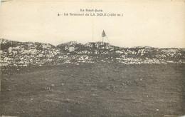 39   Jura Le Sommet De La Dole     N° 49\MN6009 - Dole