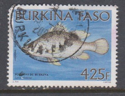 BURQUINA FASO, USED STAMP, OBLITERÉ, SELLO USADO. - Burkina Faso (1984-...)