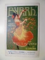 Carte Postale Ancienne Publicitaire BYRRH Concours D'affiches 6ème Prix / A. De SZEKELY - Publicité