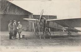 France Postcard Aviation Pau Les Aviateurs Bleriot Et Leblanc LL 211 - Zonder Classificatie