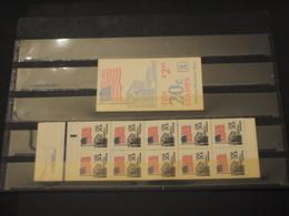 STATI UNITI - LIBRETTO - 1981 SOUPREME COURT  2 D.. - NUOVO(++) - Nuevos