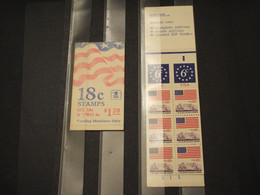 STATI UNITI - LIBRETTO - 1981 MONTE  1,20 D.. - NUOVO(++) - Nuevos
