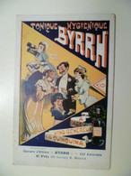 Carte Postale Ancienne Publicitaire BYRRH Concours D'affiches 6ème Prix / B. MOLOCH - Publicité