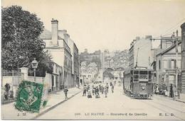 LE HAVRE Boulevard De Graville (Tramway Pour HARFLEUR) - Altri