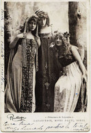 8520  - ARTISTES : LAPARCERIE - MITZI  DALTI - SOREL Photographie De Reutlinger  1903 Théatre Music Hall Opéra - Artiesten
