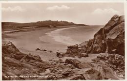 RP: ALDERNEY , Guernsey , 1957 ; Platte Saline & Fort Tourgis - Guernsey