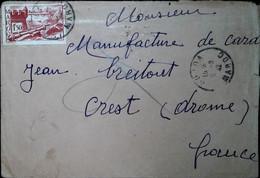 G 2 1942 Maroc */france. - Briefe U. Dokumente