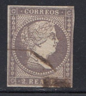 Spain - 1857-60 - 2r - Yv. 46 - Used - Oblitérés