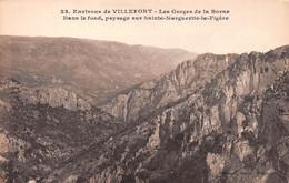 48-VILLEFORT-N°T2580-E/0397 - Villefort