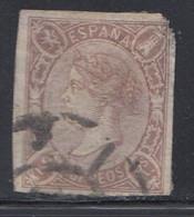 Spain - 1865 - 2r - Yv. 71 - Used - Gebraucht