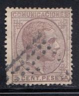 Spain - 1878 - 2c - Yv. 173 - Used - Usados