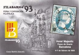 España HR 123 - Blocs & Hojas