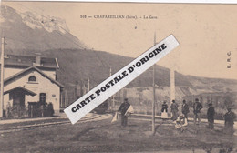 38 - CHAPAREILLAN - LA GARE - Other Municipalities