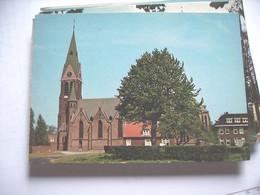Nederland Holland Pays Bas Sappemeer Bij Hoogezand Met RK Kerk - Sappemeer