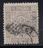 Spain - 1872 - 2c - Yv. 115 - Used - Usados