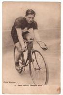 -Henri Suter- 7 Fois Champion De Suisse -Très Grand Courreur De Classique(Tour Des Flandres -Paris Roubaix) Etc - Ciclismo