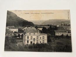 CP  Carte Postale 1908 Ancienne Raddon  Et Chapendu Haute-Saone Château Desgranges Vue Prise Du Grand-Murger LURE - Lure