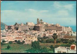 °°° 24559 - ISOLA DI LIPARI - IL CASTELLO (ME) 1961 °°° - Altre Città