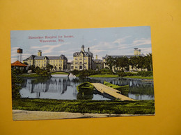 Milwaukee - Hospital For Insane Wauwatosa (9192) - Milwaukee
