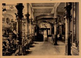 Bruxelles  Grand Hôtel Des Colonies (Bruxelles Nord) - Le Hall - Monuments