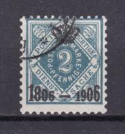 Wuerttemberg - 1906 - Dienstmarken - Michel Nr. 107 - Gestempelt - 100 Euro - Wurtemberg