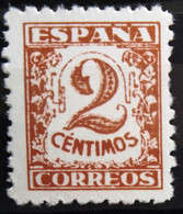 ESPAGNE                    N° 527                NEUF** - 1931-50 Unused Stamps