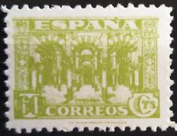 ESPAGNE                    N° 574                NEUF** - 1931-50 Unused Stamps