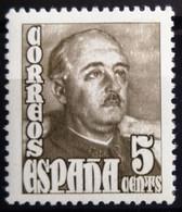 ESPAGNE                    N° 764 A                     NEUF** - 1931-50 Unused Stamps
