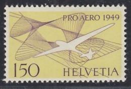 SCHWEIZ  518 A, Postfrisch **, Pro Aero, 1949 - Ungebraucht