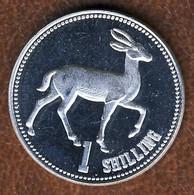 Somaliland 1 Shilling 2019, Gazelle Animal, BU Non-circulating - Rhodesia