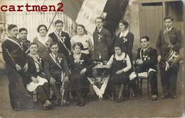 CARTE PHOTO : BOURG-EN-BRESSE OU ENVIRONS CLASSE 1934 CONSCRITS AIN 01 - Unclassified