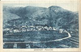 DUMENZA - PANORAMA - FORMATO PICCOLO - VIAGGIATA - (rif. G34) - Varese