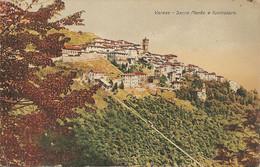 VARESE - SACRO MONTE E FUNICOLARE  - FORMATO PICCOLO - VIAGGIATA 1941 - (rif. G36) - Varese