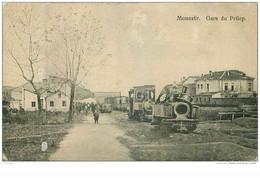 Tunisie. N°35358.monastir Gare Du Prilep.etat - Túnez