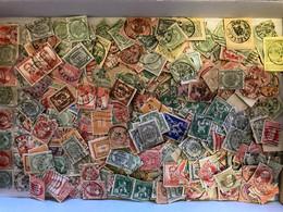 D110 -  BELGIQUE / BELGIUM Old Stock Of Stamps For Cancel / Varieties Searchers +700 Stamps CV?? - Sin Clasificación