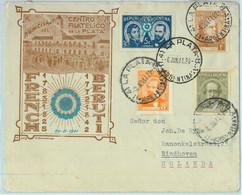 93913 - ARGENTINA - POSTAL HISTORY - SPECIAL Cover To HOLLAND - GERMAN Censor 1941 - Briefe U. Dokumente