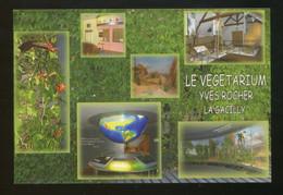 La Gacilly (56) : Le Végétarium - Yves Rocher - La Gacilly