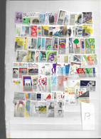 Netherlands MNH Lot About 75 Stamps - Collections (without Album)
