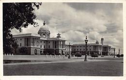 India - NEW DELHI - Secretariat Building - REAL PHOTO - India