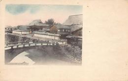 Japan - NAGASAKI - Mimiya-Bashi Brodge - Non Classés
