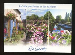 La Gacilly (56) : La Ville Des Fleurs Et Des Parfums - La Gacilly