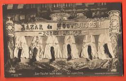 ZKD-16 Der Teufel Lacht Dazu! Phantastisch-satyrische Revue Von Julius Freund Jupon-Trick Bazar Des Nouveautés,not Used - Opera