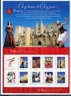 ⭐ France - Collector - Ville D'Avignon - Ville De Festivals - 2012 ⭐ - Collectors