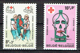 Surtaxe Au Profit De La Croix-Rouge De Belgique - Nuevos