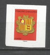 Timbre Andorre Français Neuf ** N 638   Vendu Au Prix De La Poste - Unused Stamps
