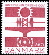 Denmark 1992 Chemical Engineers Unmounted Mint. - Nuevos