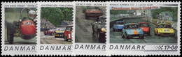 Denmark 2006 Vintage Race Cars Unmounted Mint. - Nuovi